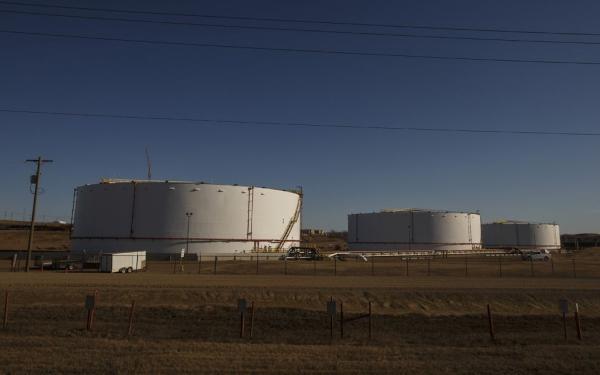 北美石油行业
