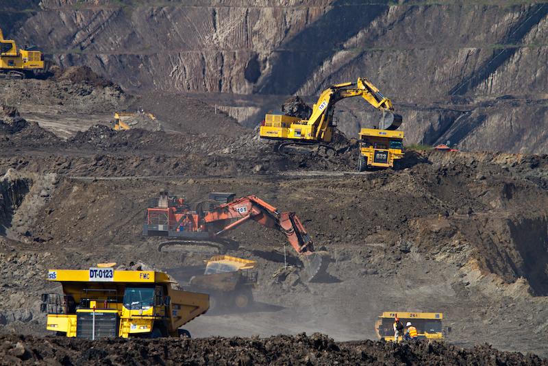 Openpit Mining