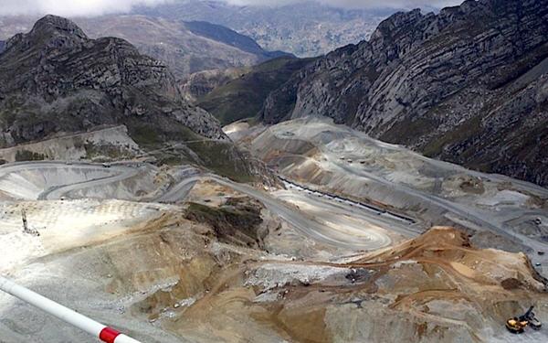 泰克恢复秘鲁Antamina矿的运营