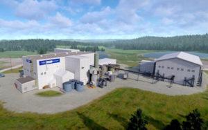 北美唯一获准生产电池级材料的生产商