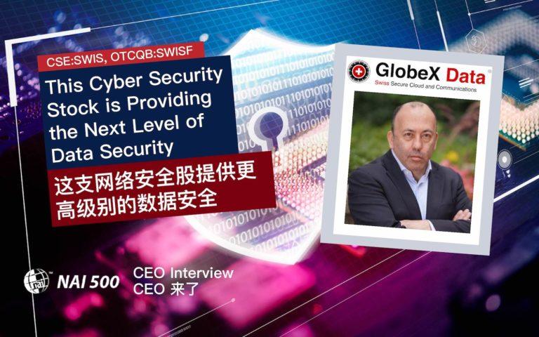 GlobeX Data Cyber Security Stock 网络安全股