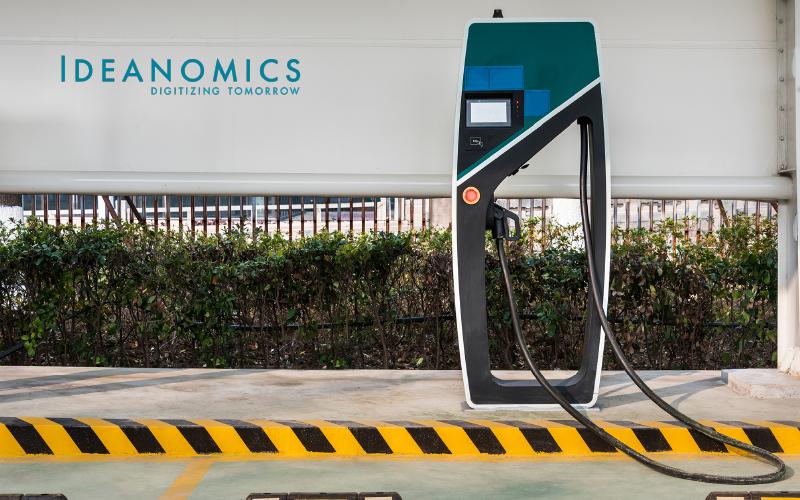 Ideanomics 商用电动车