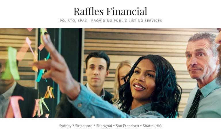 Raffles Financial 莱富士金融