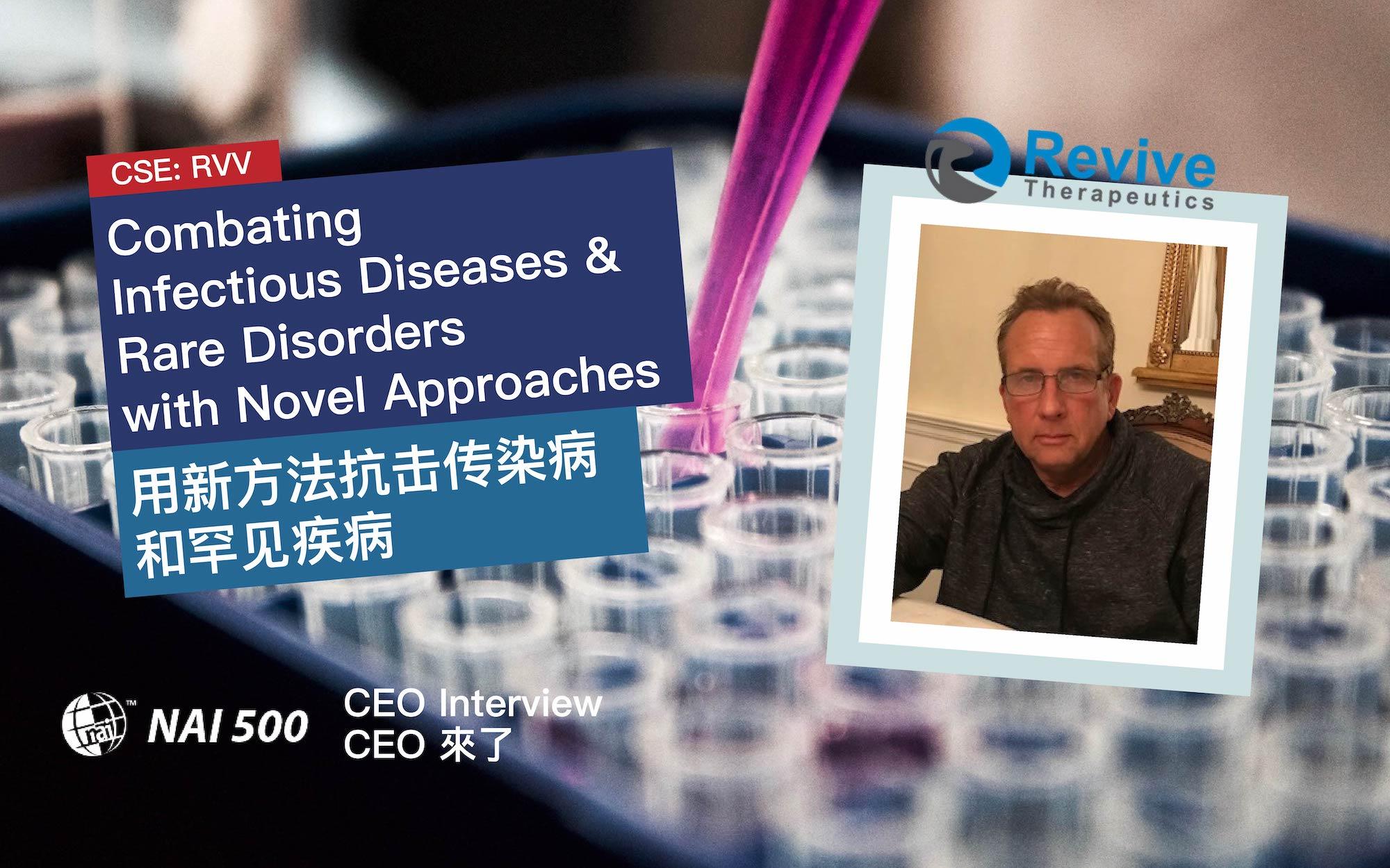 Revive Therapeutics (CSE:RVV)