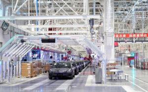 特斯拉上海工厂获5.65亿美元贷款