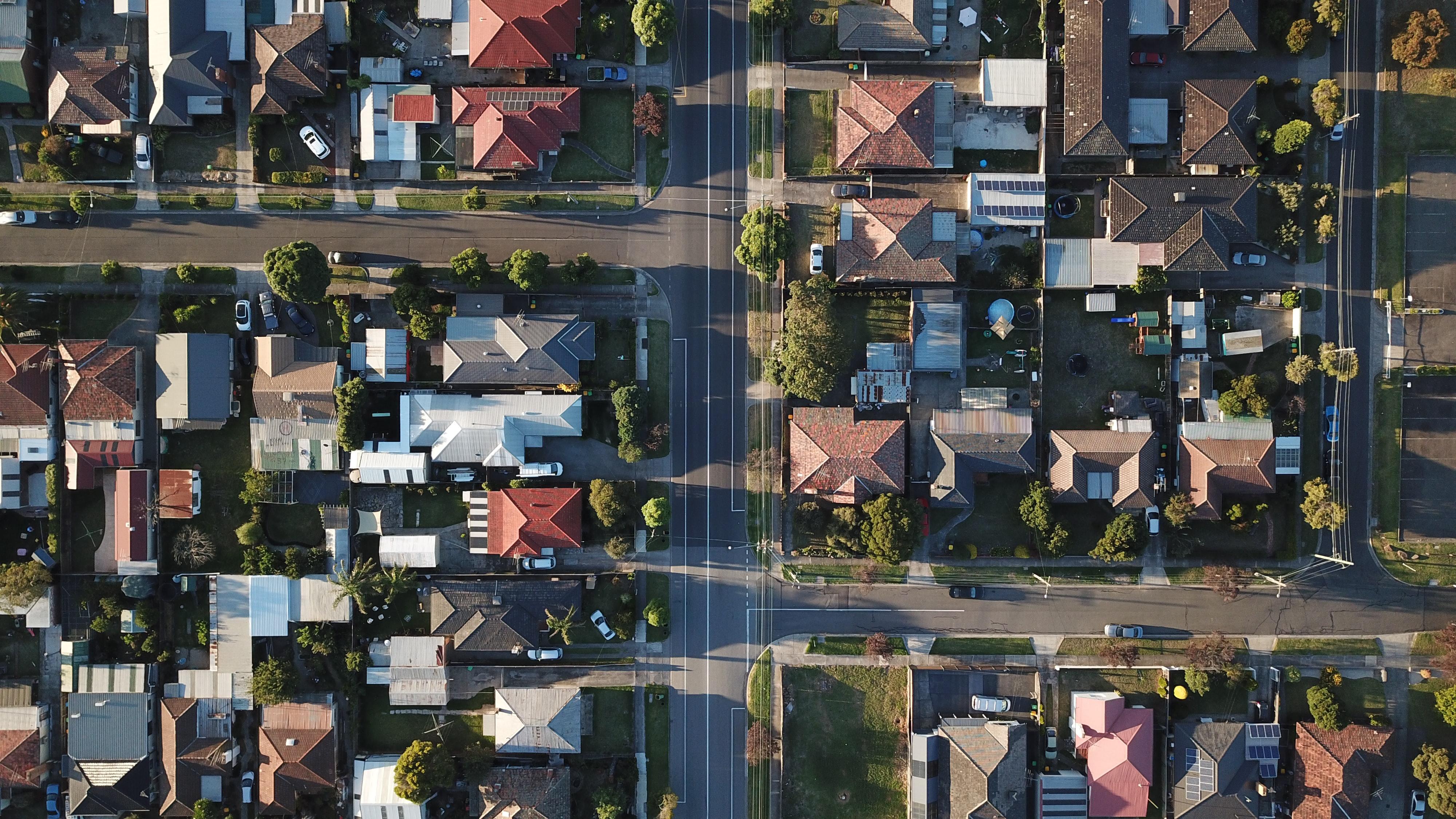 房地产市场走低,正是买入的好时机