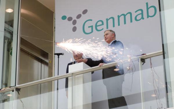艾伯维与Genmab合作治疗癌症