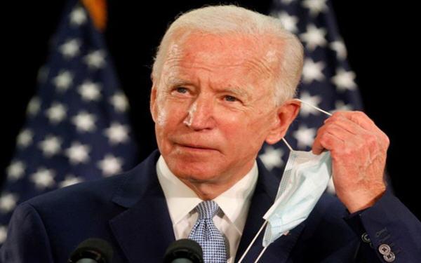 拜登锁定美国民主党总统候选人提名