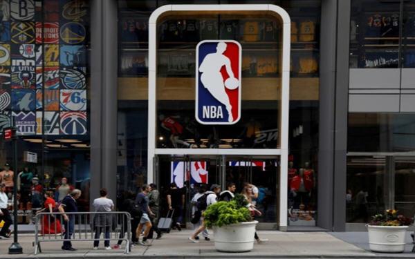 NBA计划7月底恢复赛季