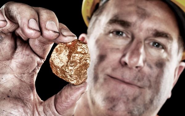 贵金属矿商