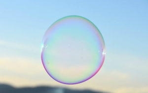 大麻股泡沫