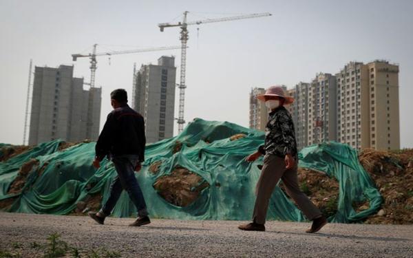 中国6月份房价环比上涨0.6%