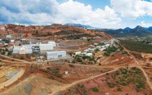 Avino礦山項目