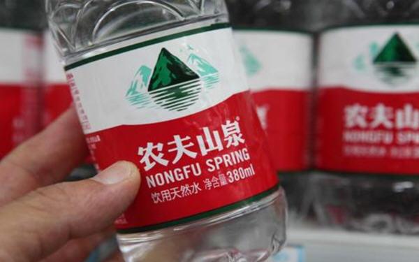 农夫山泉香港IPO