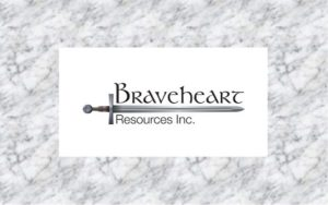 Braveheart Resources PR