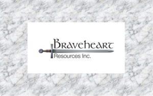 Braveheart Resources PR