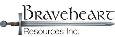 Braveheart Resources logo
