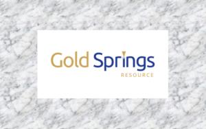 Gold Springs PR