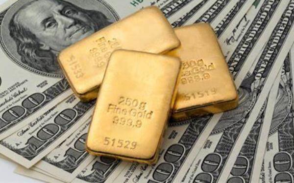 对比央行印钞和贵金属产量