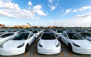 中国产特斯拉Model 3s最快下周出口欧洲各国