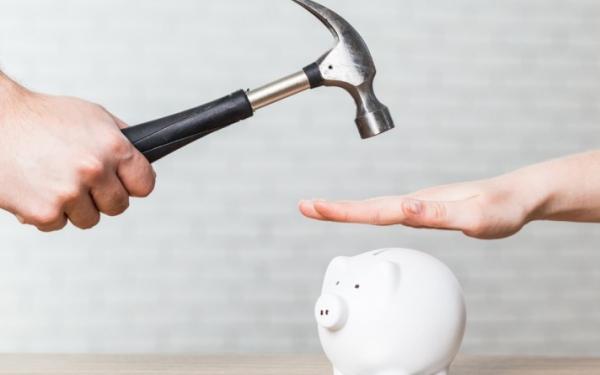 加拿大家庭储蓄率