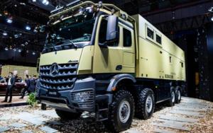 戴姆勒和北汽福田深化合作,在中国生产重型卡车