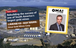 Omai Gold Mines