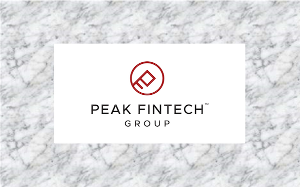 Peak Fintech Group Inc. PKK PR