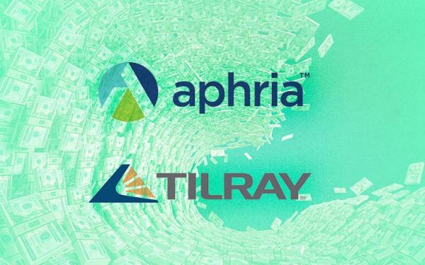 Aphria和Tilray
