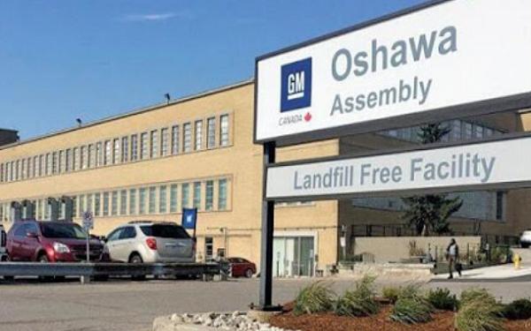 通用汽车投资近8亿美元,在安大略省工厂生产电动货车