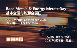 Base Metals and Energy Metals