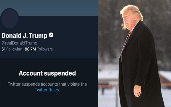科技精选——推特永久禁止特朗普总统的账号;英特尔与台积电和三星洽谈