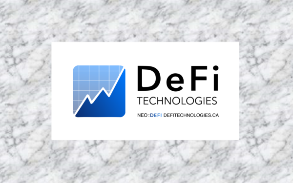 DeFi Holdings Inc. - a subsidiary of Routemaster Capital Inc.