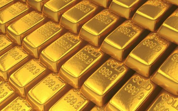 近50年金价与股票走势图显示黄金公允价值应在2500美元之上