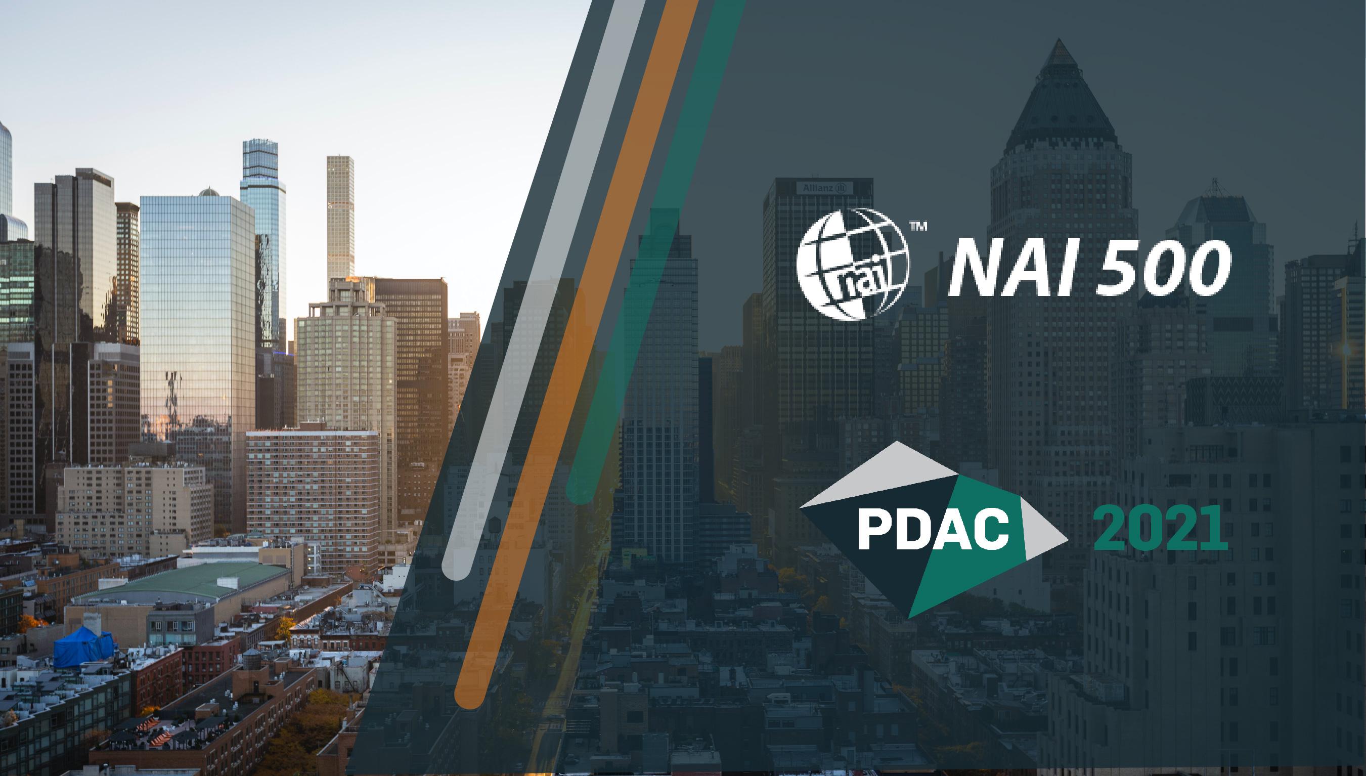PDAC 2021