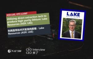 Lake Resources
