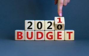 加拿大联邦预算案