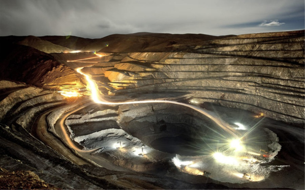 全球前十大银矿