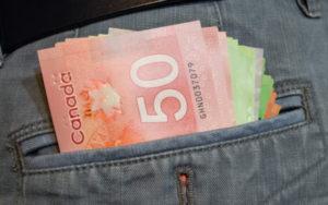 加拿大高股息股票
