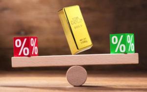 利率与黄金