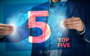 本周最热门的5只股票,是否值得买入?