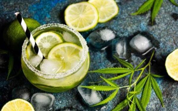 大麻浸泡饮料