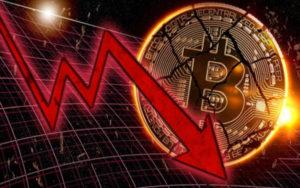 加密货币暴跌