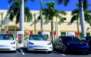 建设电动汽车充电站的好处!创造良好的就业机会