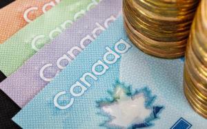 加拿大被动收益股