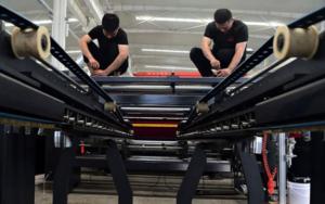 中国成为世界上最大的机械设备出口国