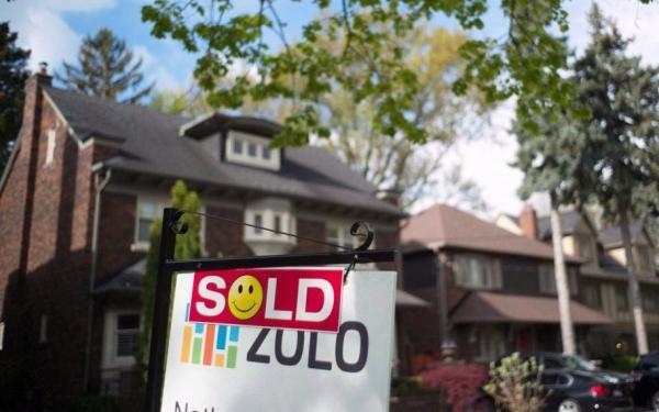 加拿大房价