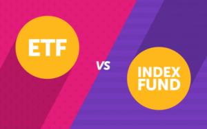ETF和指数基金