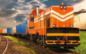 加拿大铁路