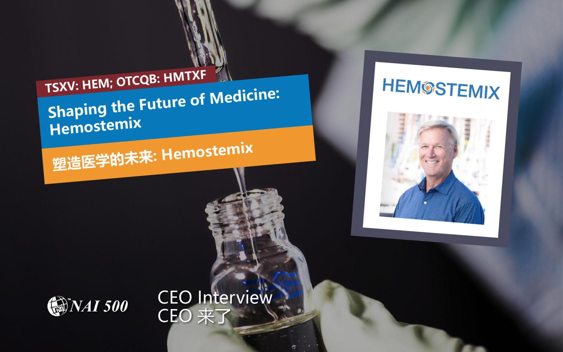 Hemostemix